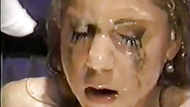 Girl Crying Cumshot Gif