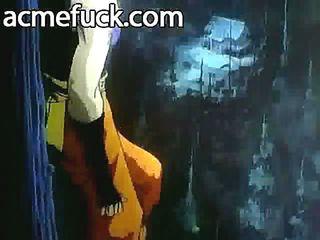Anime scarcity movie clip hentai