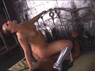 Horny Babe Katja Kassin Female Dom Bondage Interracial Sex