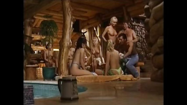 Sauna Group Sex