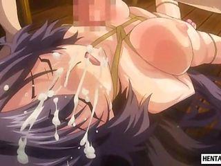 tied up hentai girl anime