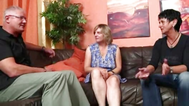Two Hot Milfs Give Man Fuck Of His Life