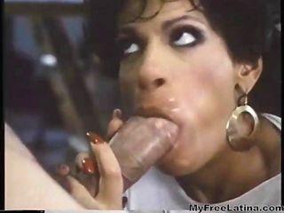 Vanessa Del Rio And Friends Suck And Fuck On The Job latina cumshots latin swallow brazilian mexican
