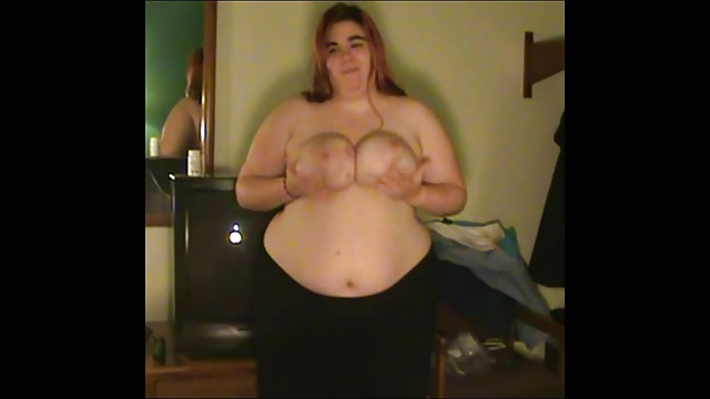 BBW BABY KATE SHOWS HERSELF OFF