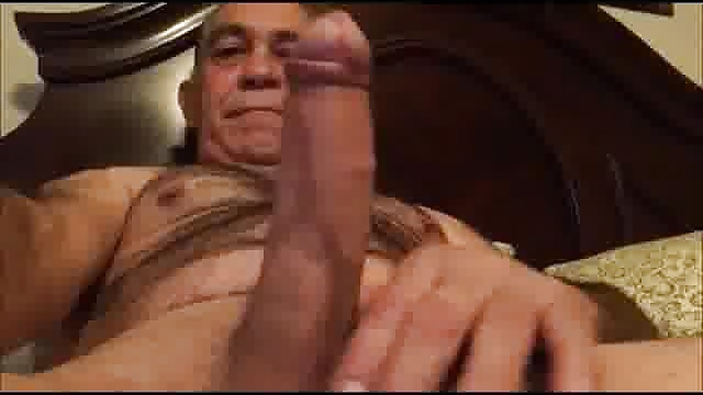 latin grandpa big cock