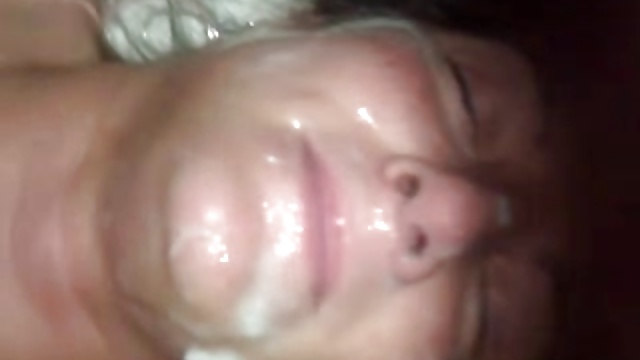 titty fuck leads to facial