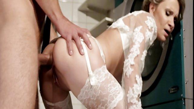 Fucking the bride …